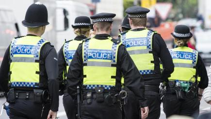 British Transport Police are one of the forces revealing the stop and search details