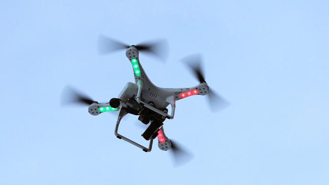 Police to use drones for aerial surveillance at UK airports - BT on