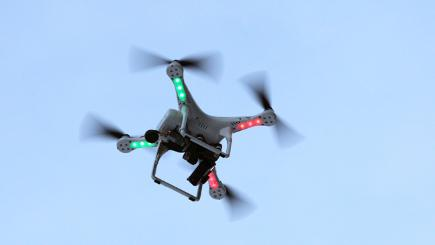 Police to use drones at UK airports