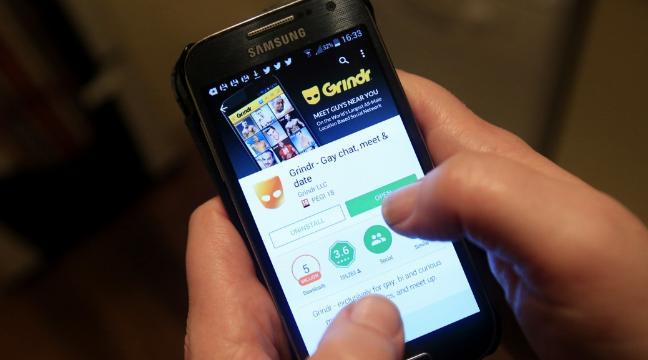 Sexual predator app iphone