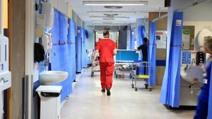NHS staff 'leaving to work in supermarkets due to low pay'