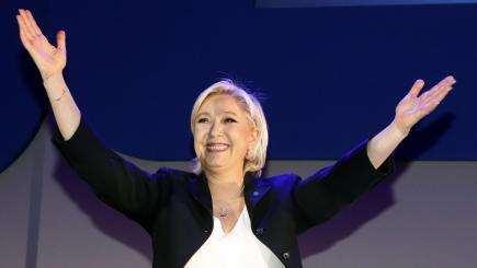 world french presidential election