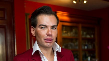 Portrait of Rodrigo Alves