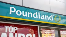 Poundland's new range costs a lot more than a pound