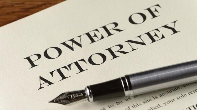 Power Of Attorney The Biggest Financial Mistake Were All Making  Bt