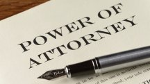 Power of attorney: the biggest financial mistake were all making