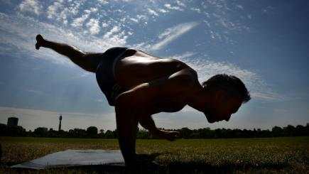 Practising yoga over the long-term could stave off cognitive decline in older people, study finds