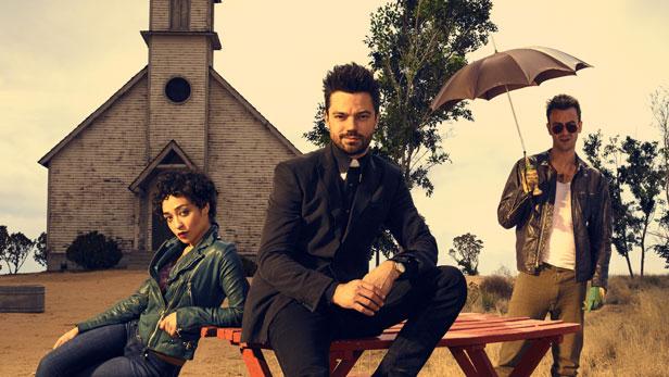 Preacher on AMC