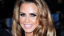 Katie Price has announced that her baby daughter's name is Bunny