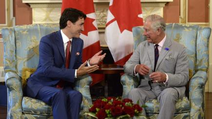 Prince Charles cracks up at indigenous throat singer performance