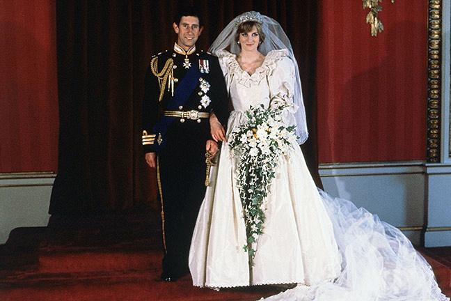 Prince Charles Lady Diana Spencer Wedding