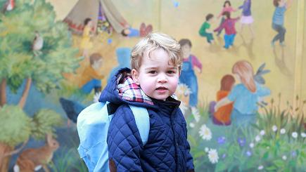 Prince George 'wants to join air cadets'