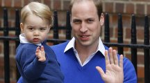 Prince George thinks he's actually three
