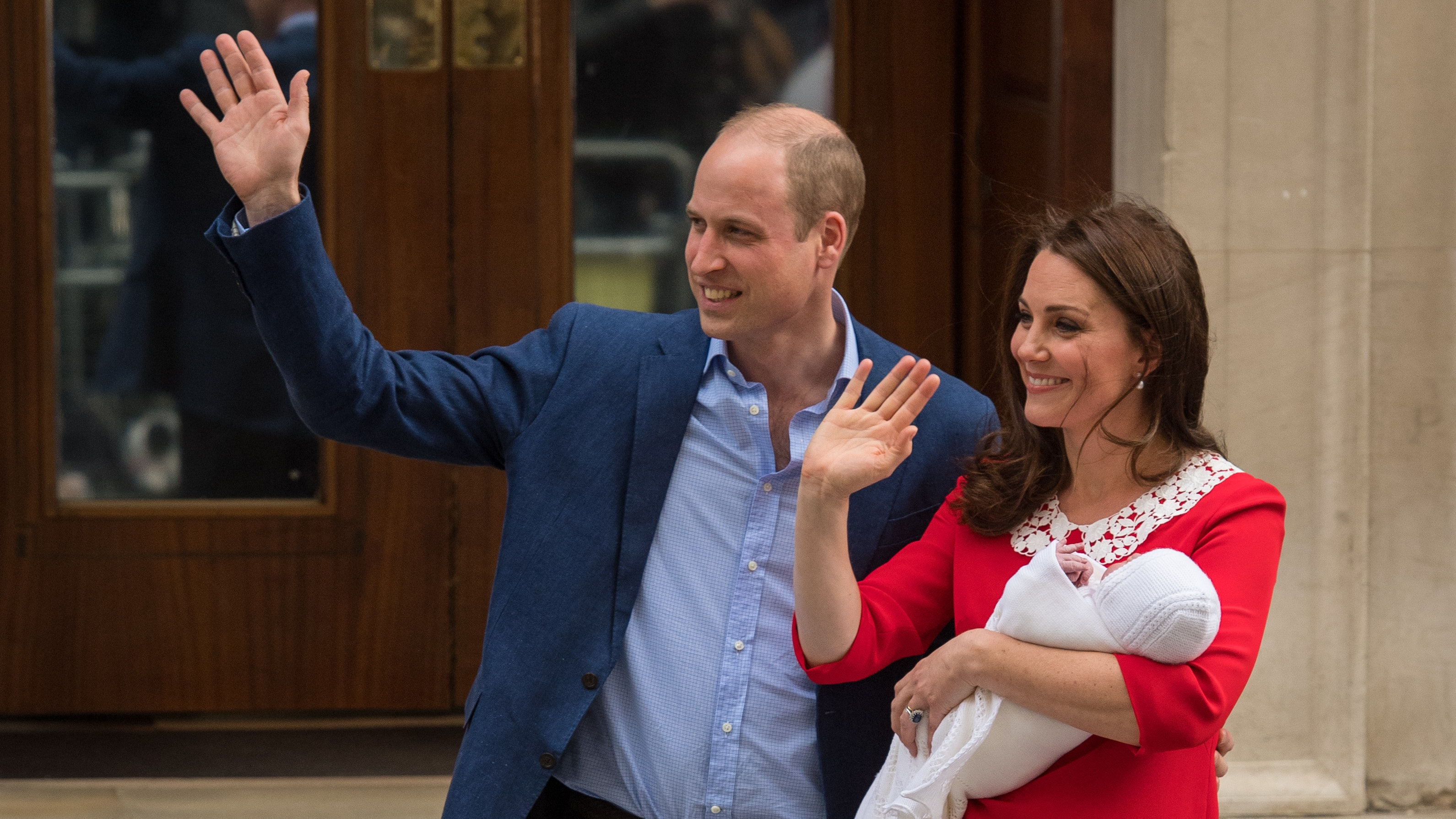 Royal Baby named Prince Louis: Twitter thinks THESE celebs inspired tot's name