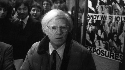 Private collection of andy warhol works to go on show at for Andy warhol famous works
