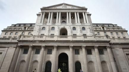 UK central bank drawn into market manipulation scandal