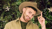 Jake Quickenden has proved a hit already in the jungle
