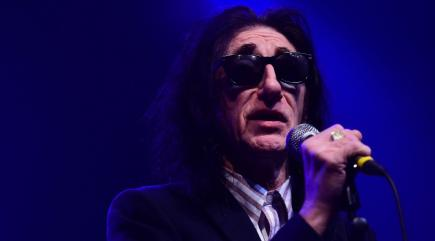 Punk poet John Cooper Clarke makes singing debut with Stranglers' Hugh Cornwell