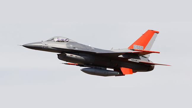 us air force is set convert f 16s fighter jets into unmanned drones to help its pilots prepare for combat missions
