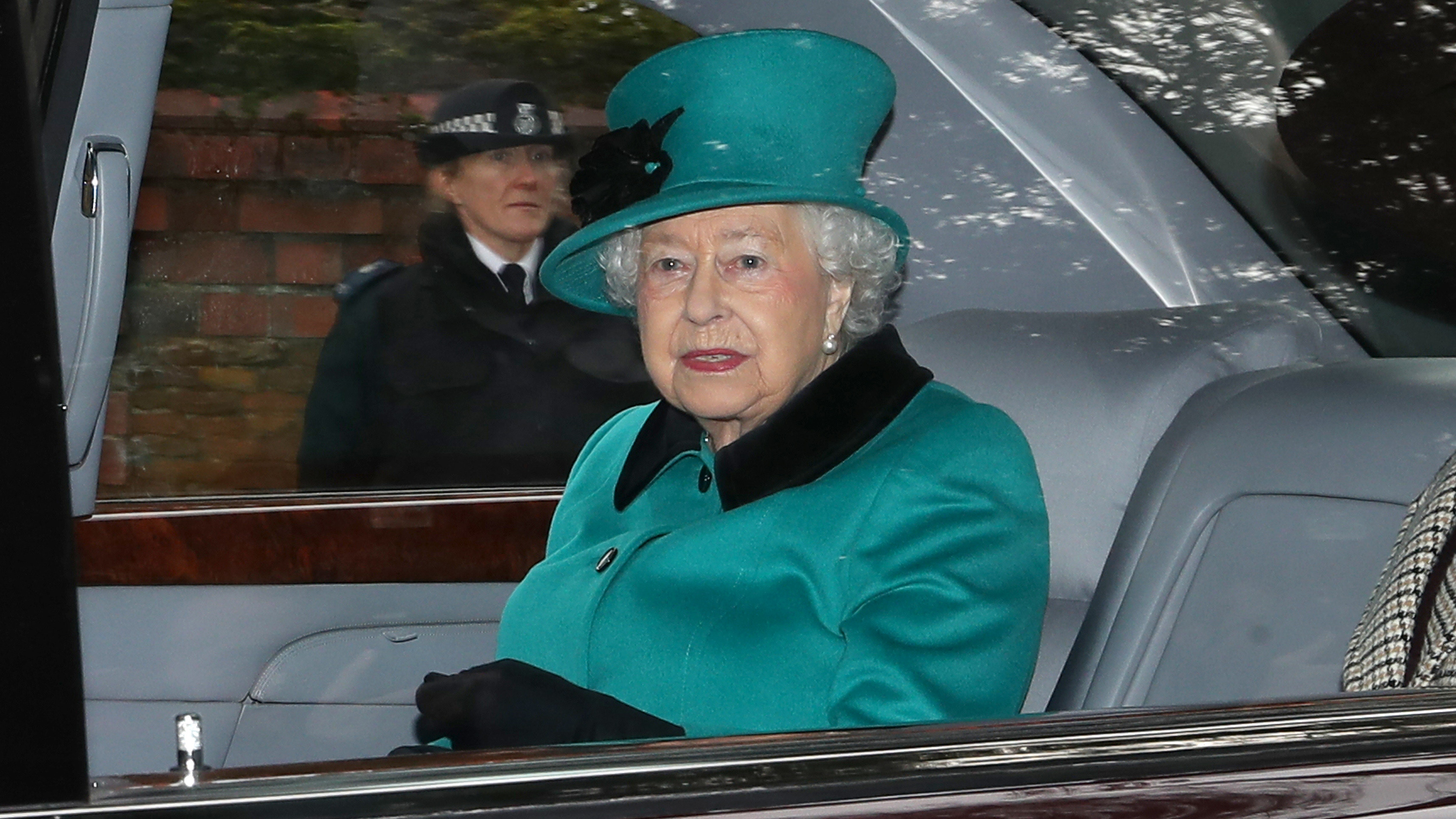 Queen marks 66th anniversary of her accession to the throne in Sandringham