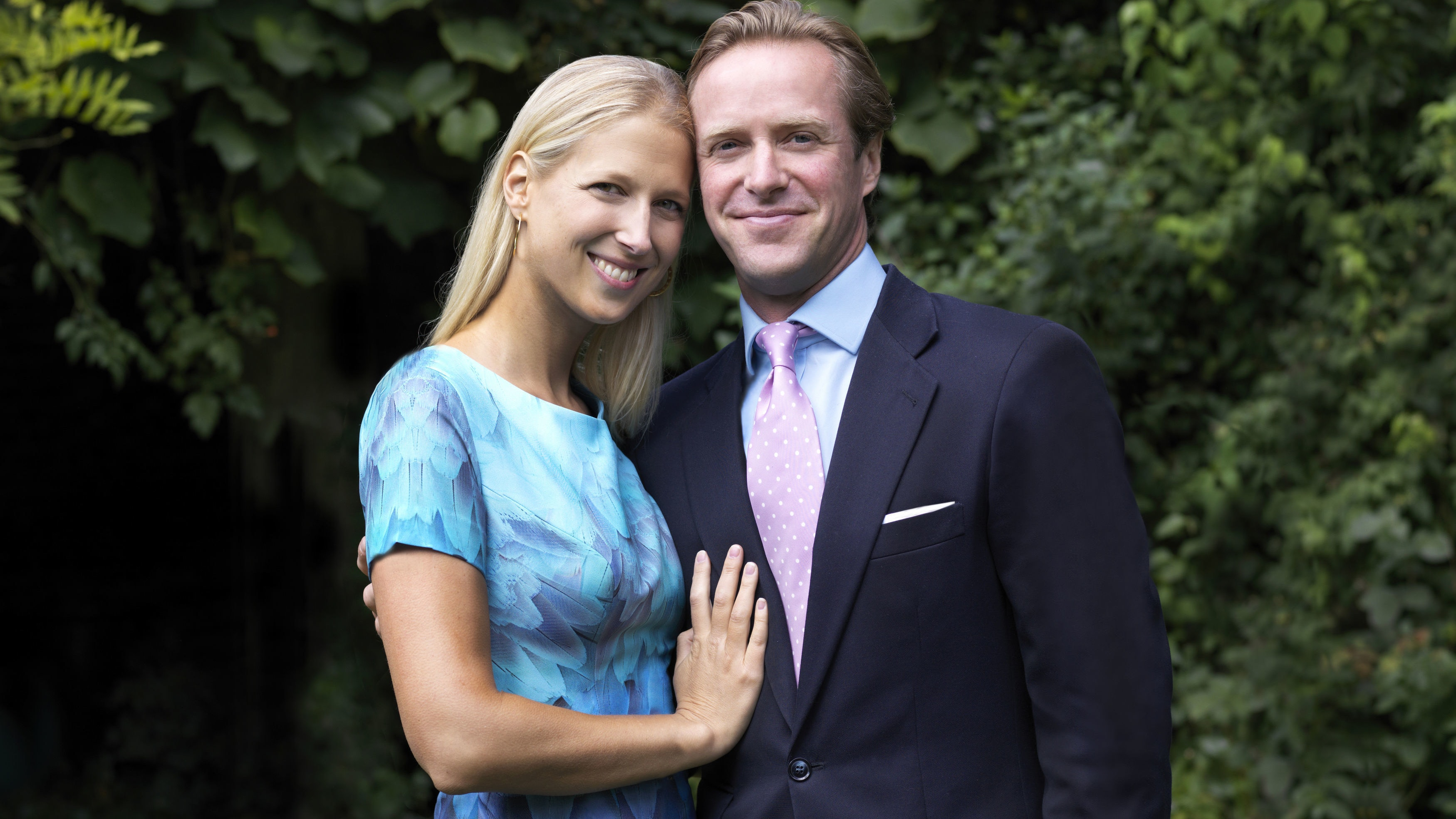 Royal wedding celebrations CONTINUE as Lady Gabriella Windsor wears fourth wedding dress