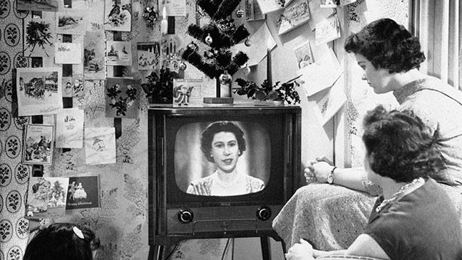 queens speech televised - When Was The First Christmas