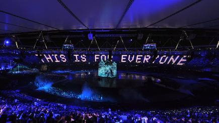 This is for everyone Olympics 2012 London