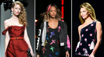 Quiz how many of these catwalk models can you name bt