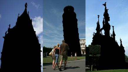 Quiz: Which iconic European tourist attraction have we blacked out?