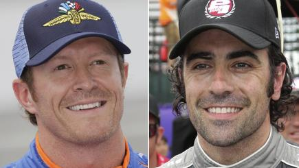 Scott Dixon grabs Indy 500 spotlight, robbery aside
