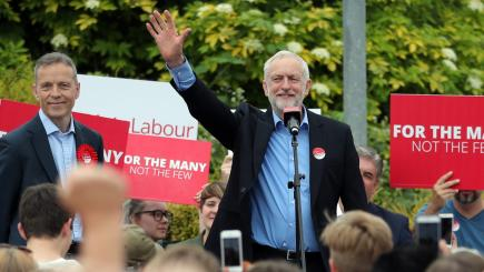 Election day ahead: PM makes grab for Geordie votes