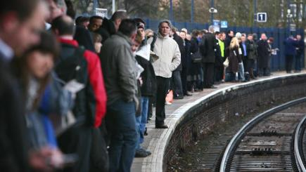 Commuters could face more strikes as ASLEF drivers reject Southern deal