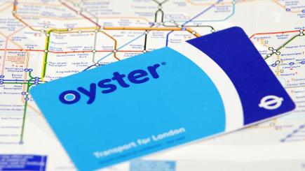 Oyster cards can now be used for travel from London to Gatwick