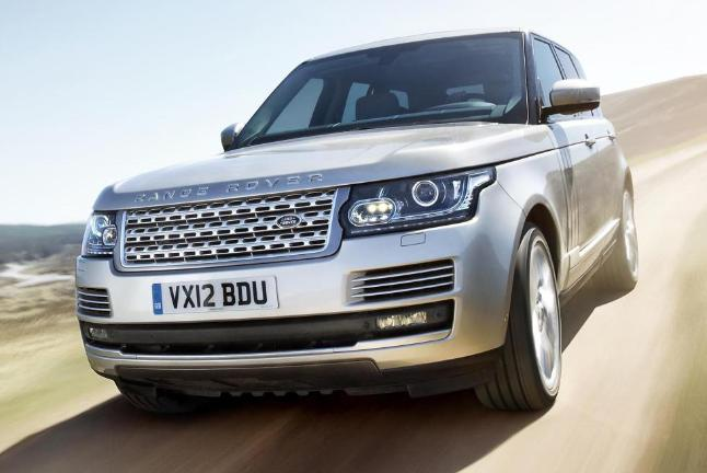 Range Rover reaches new heights - BT