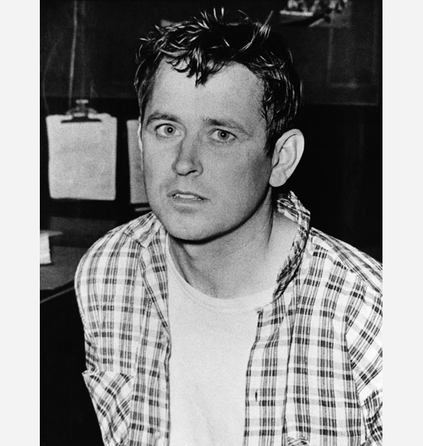 Dr King's assassin, James Earl Ray, photographed in 1959.