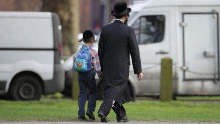 Record number of anti-Semitic hate incidents in UK