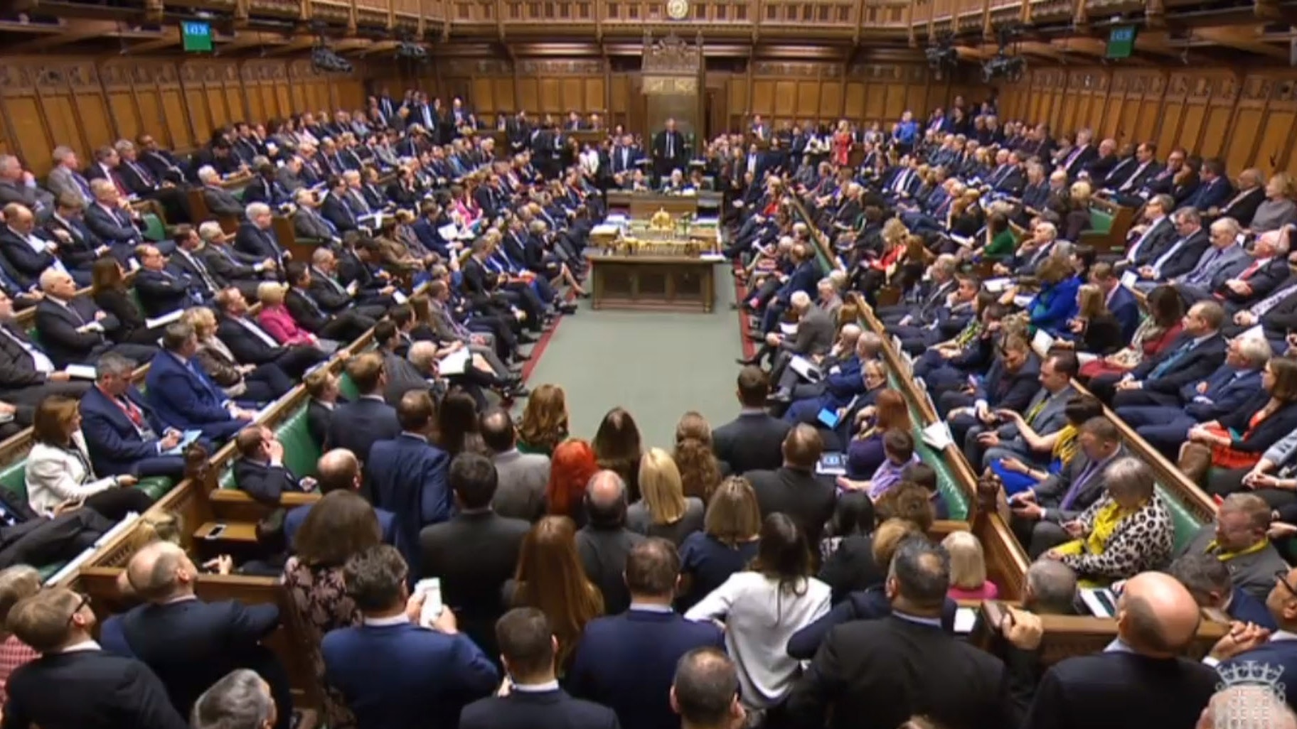 Rundle: Theresa May defeated on crucial Brexit vote