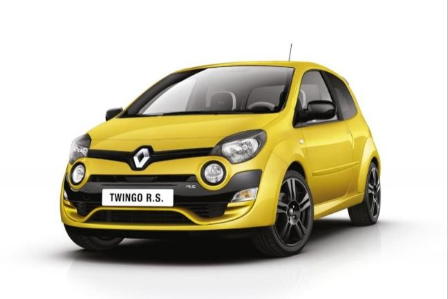 Renaultsport Twingo 133 bows out - BT