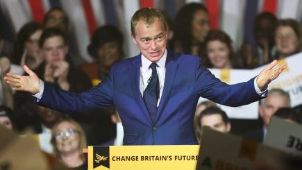 UK's Liberal Democrats promise new Brexit vote if elected