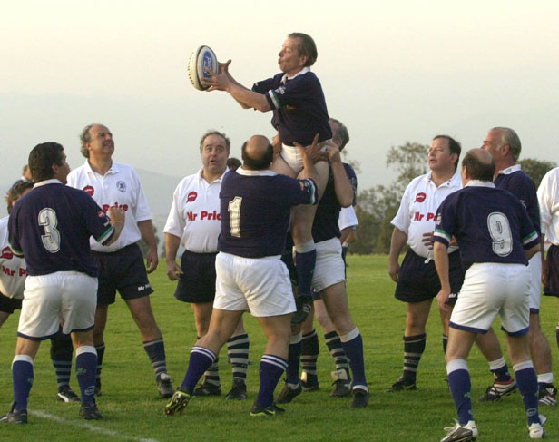 The surviving players finally played the fixture in Santiago, Chile, in October 2002 - three decades after the crash.