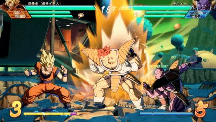 Dragon Ball FighterZ Drops a Spirit Bomb Sized Launch Trailer