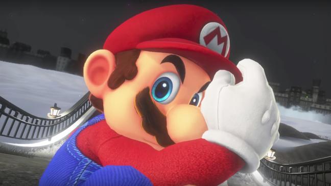 Super Mario Odyssey Review For Nintendo Switch Bt