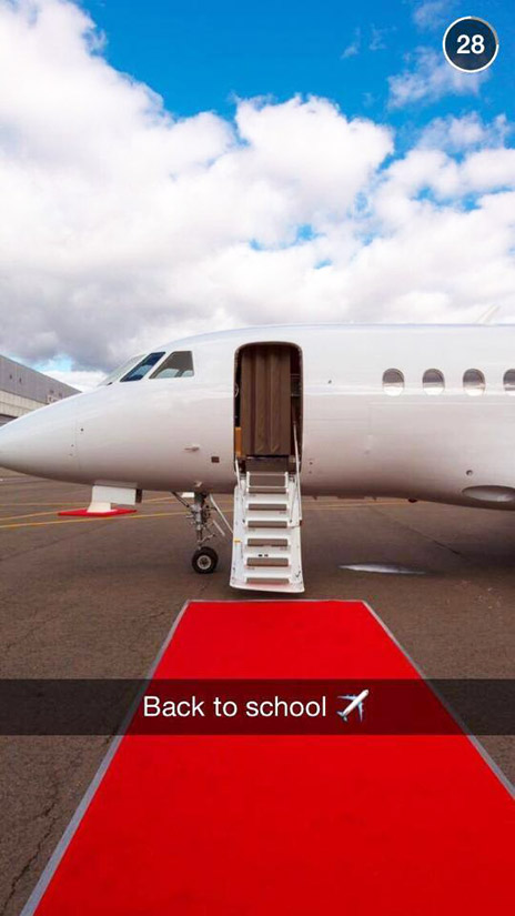 The Rich Kids Showing Off On Social Media BT - Rich private school kids snapchat bad sound