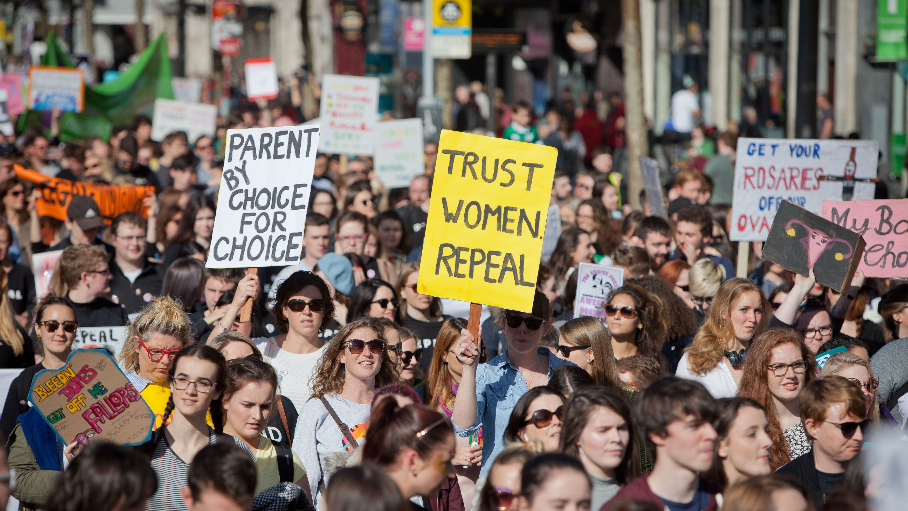 Irish abortion referendum: publication of bill delayed by High Court ruling