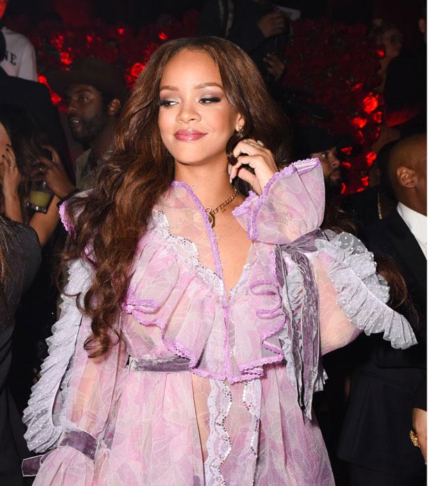 Rihanna foundation