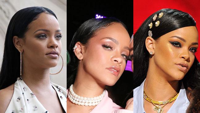 Rihanna highlighter