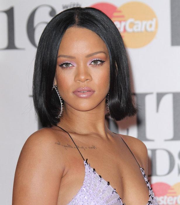 Rihanna palettes