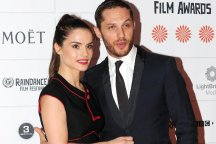 Tom Hardy and Charlotte Riley both have roles in Peaky Blinders