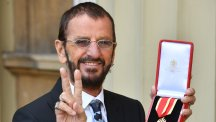 Ringo Starr finally receives 'most overdue' knighthood