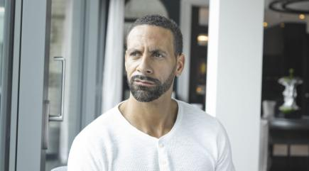 Rio Ferdinand 'turned to drink' after wife's death